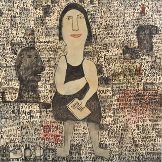 Gallery LVS: 인드라 도디 개인전 INDRA DODI solo exhibition
